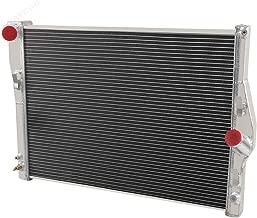 STAYCOO 2 Row All Aluminum Radiator for 2006-2013 BMW Z4 128i 325i 328i, Multiple 2.0L 2.5L 3.0L Models