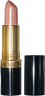Revlon Super Lustrous Lipstick, High Impact Lipcolor with Moisturizing Creamy Formula, Infused with Vitamin E and Avocado ...