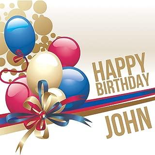 Happy Birthday John