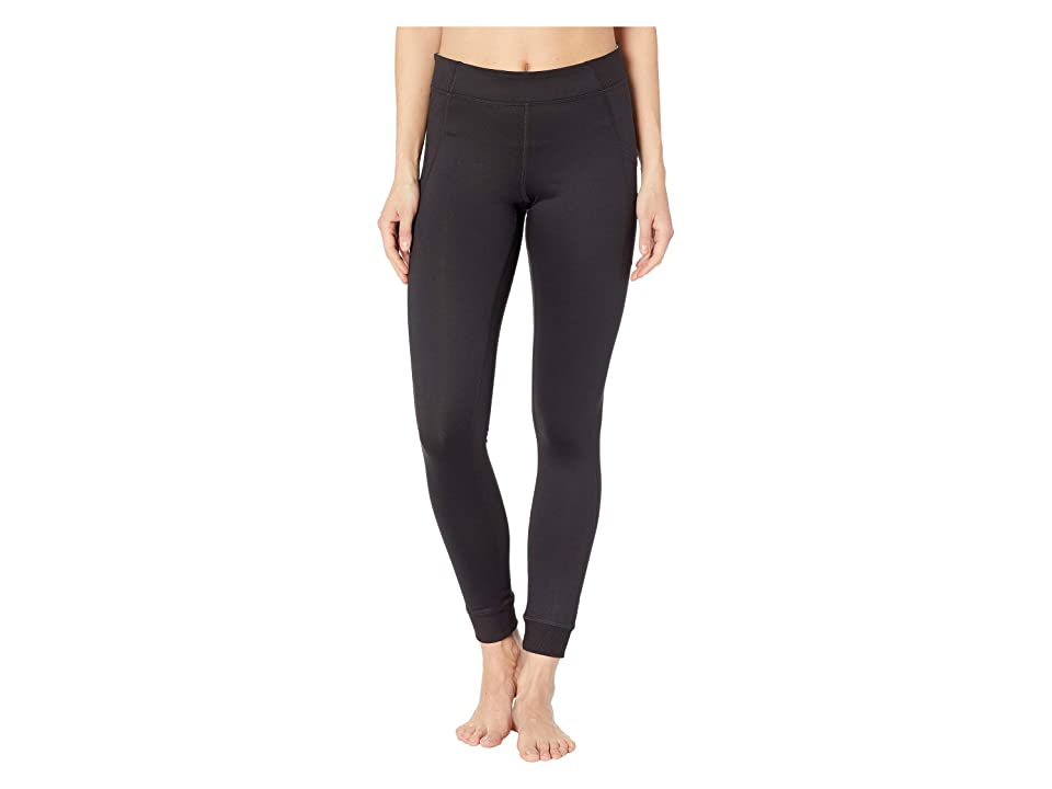 Champion Gym Issuetm Tights w/ Side Pocket (Black) Women