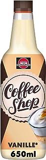 Schwartau Coffee Shop Vanille, Kaffeesirup, 650 ml