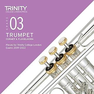Grade 03 Trumpet, Cornet & Flugelhorn Pieces for Trinity College London Exams 2019-2022