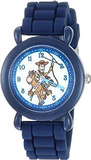 Boys Toy Story 4 Analog-Quartz Watch with Silicone Strap,...
