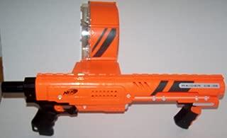 NERF Raider CS-35 Rare Orange Blaster