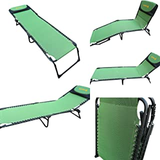 Amaze Folding Compact Light Weight Portable Chair Come Bed
