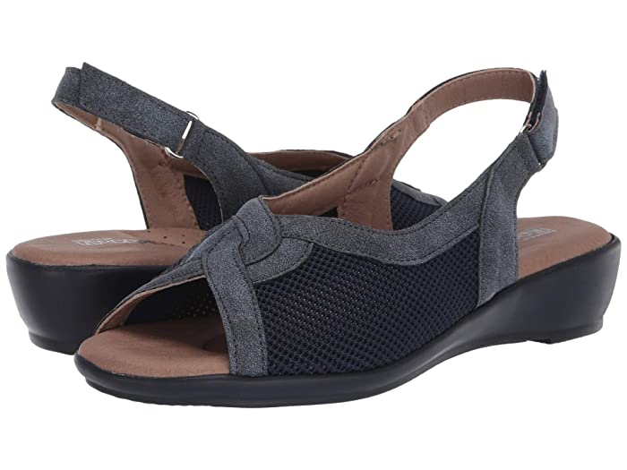Arcopedico  Ema (Navy) Womens Shoes