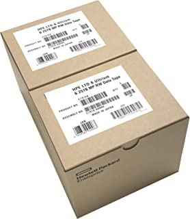 10-Pack HPE LTO 6 Ultrium C7976A (2.5/6.25 TB) Data Cartridge
