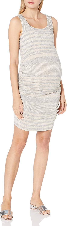 Trust Maternal America Women's Maternity Dress Ruched Nursing Branded goods