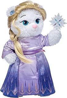 Build A Bear Workshop Disney Frozen 2 Elsa Inspired Bear Arendelle Gift Set