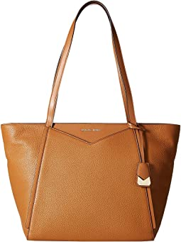 M Tote Large Top Zip
