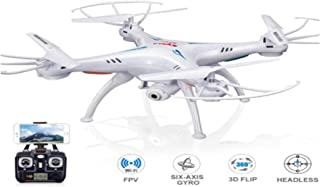 WaraShop RC Drone X5SW1 Quadcopter UFO with Camera HD 2.4G 6-Axis Gyro Helicopter Drone WiFi