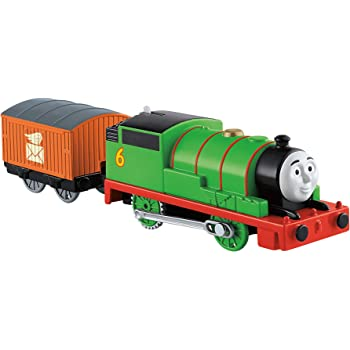 Fisher-Price Thomas & Friends TrackMaster, Motorized Percy Engine