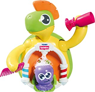 TOMY Turtle Bath Salon Bath Toy