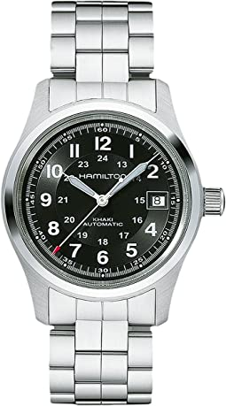 Khaki Field Auto 38mm - H70455133