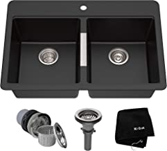 Best black cast iron kitchen sink Reviews