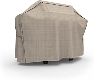 Budge Industries P8003RO1 Rust-Oleum 2-Tone Cart Grill Cover Up to 70-inch Wide