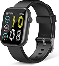 Smart Watch,Fitness Tracker with Heart Rate Monitor,IP67 Waterproof Fitness Watch with Pedometer,Smartwatch Compatible wit...