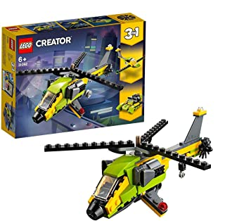 LEGO Creator Helicopter Adventure for age 6+ years old 31092