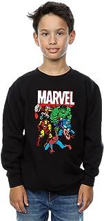 Marvel Niños Hero Group Camisa De Entrenamiento