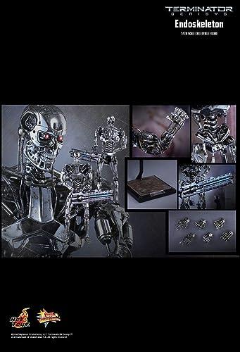 Hot Toys MMS352 - Terminator Genisys - Endoskeleton