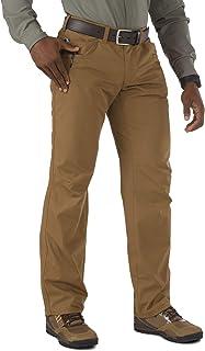 5.11 Tactical Men's Ridgeline Covert Pants, Teflon Finish, Poly-Cotton Ripstop Fabric, Style 74411