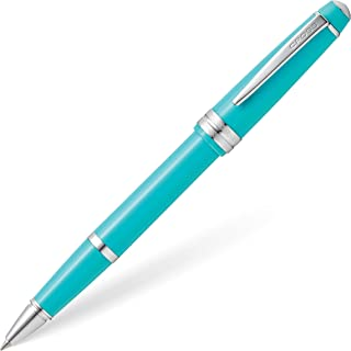 Cross Bailey Light™ Polished Teal Resin w/Polished Chrome Appointments Rollerball Pen