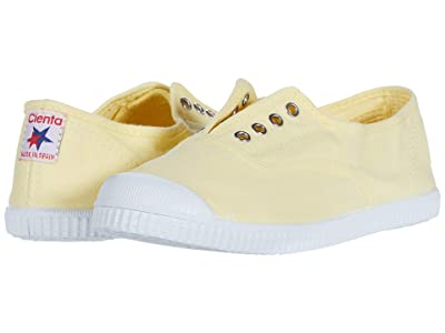 Cienta Kids Shoes 70997 (Toddler/Little Kid/Big Kid) (Lemon) Kids Shoes