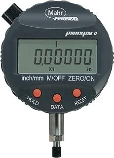 Mahr Federal 2034101 uMaxum II Indicator, with Output, ±.04