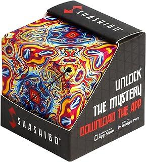 SHASHIBO Shape Shifting Box - Award-Winning, Patented Fidget Cube w/ 36 Rare Earth Magnets - Extraordinary 3D Magic Cube –...