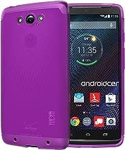 TUDIA LITE TPU Bumper Protective Case for Motorola Droid Turbo (Verizon) (NOT Compatible with Ballistic Nylon Version) (Purple)