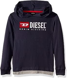 Diesel Boys Long Sleeve T-Shirt Long Sleeve T-Shirt