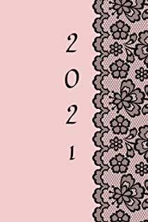 Planner 2021: 1 Year Planner And Organizer January 2021 to December 2021- Weekly & Monthly Planner