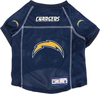 Littlearth NFL Los Angeles Chargers Pet Jersey, Small