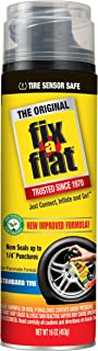 Fix-A-Flat S60420 Tire Inflator with Eco-Friendly Formula, (16 oz)