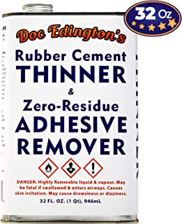 Best rubber cement thinner Reviews