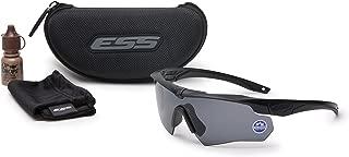 ESS 740-0494 Ess Polarized Gray Polarized Safety Glasses, Scratch-Resistant
