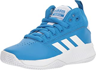 sneakers for cheap 333c1 75862 adidas Originals Unisex-Kids Cloudfoam Ilation 2.0, Bright BlueWhiteWhite,