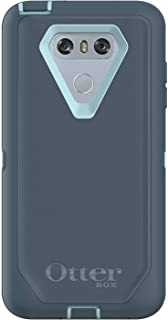 Rugged Protection OtterBox Defender Series Case for LG G6 - Bulk Packaging - Moon River (Bahama Blue/Tempest Blue)