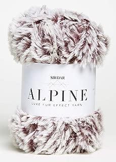 Sirdar Alpine Mink