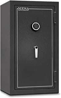 Mesa Safe Company Model MBF3820E Burglary and Fire Safe with Electronic Lock, Hammered Gray