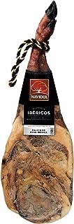 Navidul Paleta de Cebo Ibérica, Jamonero y Cuchillo - 4.25 kg