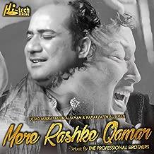 mere rashke qamar song