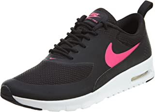 Nike Youths Air Max Thea Black Synthetic Trainers 39 EU