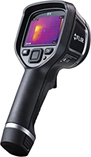 FLIR E4 Compact Thermal Imaging Camera with 80 x 60 IR Resolution and MSX (Discontinued by Manufacturer)