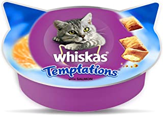 Whiskas Temptations Salmon, 60 g