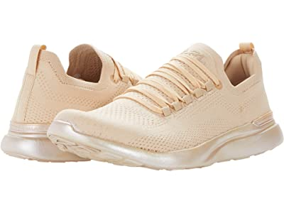Athletic Propulsion Labs (APL) Techloom Breeze (Champagne) Women