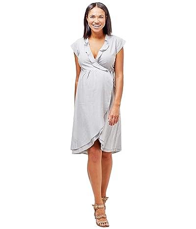 NOM Maternity Marina Wrap Dress