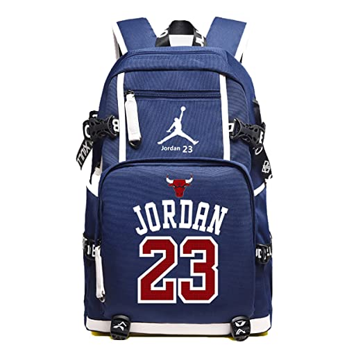10e0ad8521f0 YOURNELO Basketball Player Rucksack School Backpack Bookbag