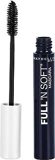 Maybelline Full 'N Soft Washable Mascara, Very Black, 1 Tube