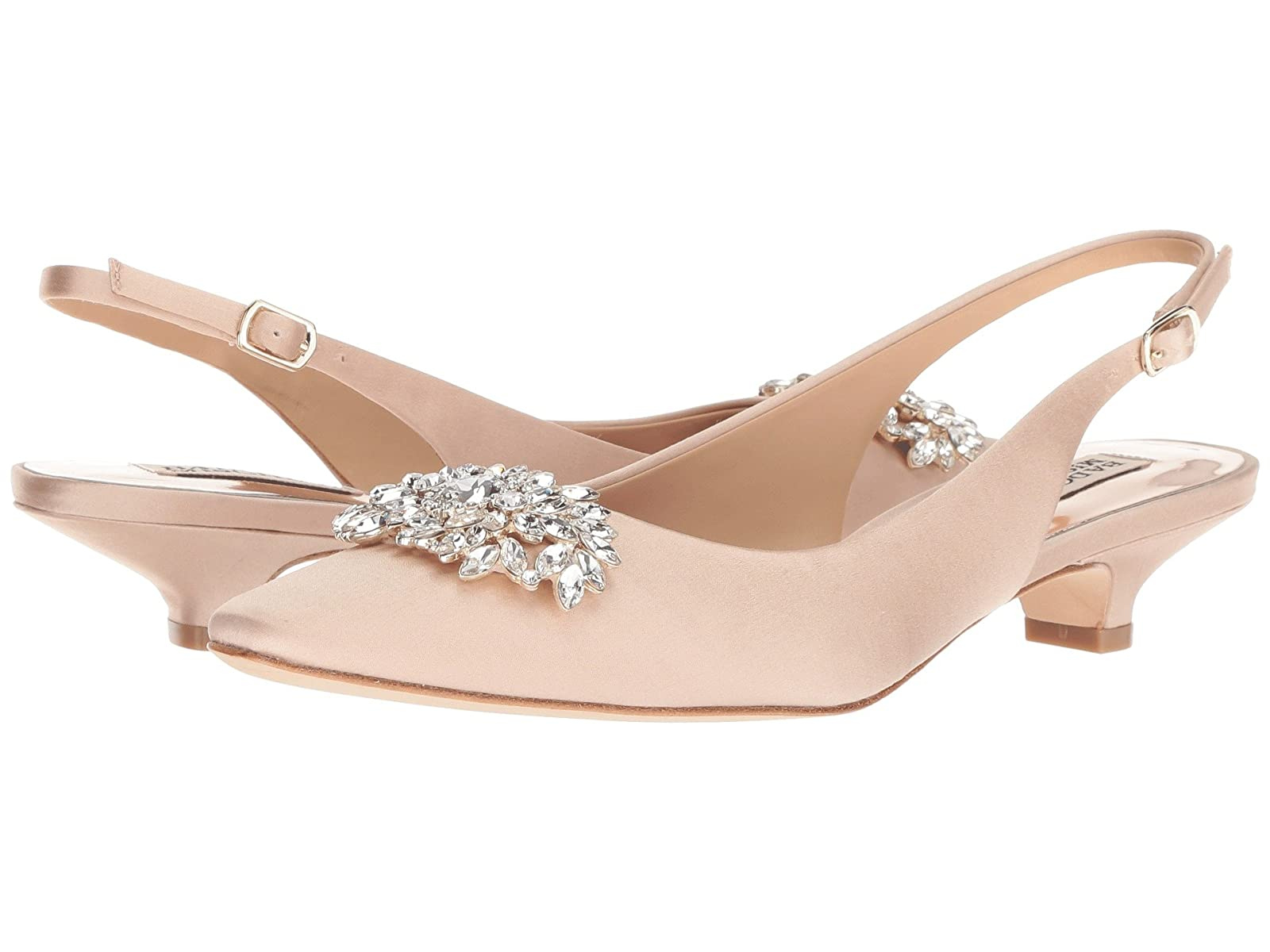 Badgley Mischka PageAtmospheric grades have affordable shoes